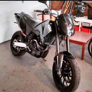 2001 KTM Duke 640 Supermoto