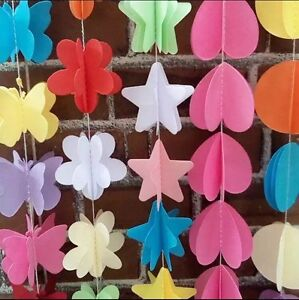Decors for Baby Showers or Birthday Parties
