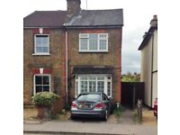 Charming 2 bedroom semi-detached house, Walton Road, West Molesey