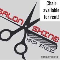Salon Shine.. Stylist or barber wanted