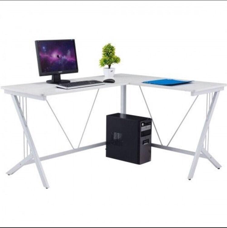 corner pc desk table