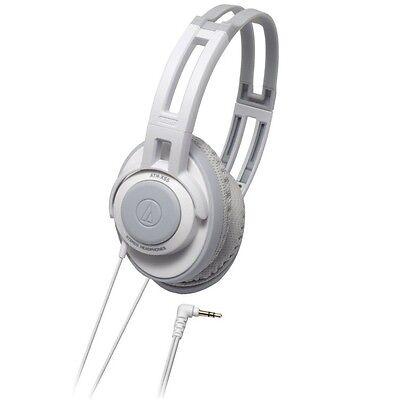 (Audio-technica ATH-XS5/WH Portable Headphones 40mm ATHXS5 White /GENUINE)