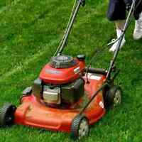 Let me cut your grass saves you time