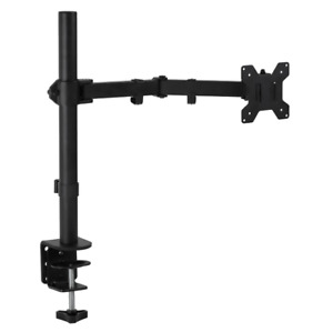 *Single Monitor Arm, Fully Adjustable Screen Sizes 20-32*