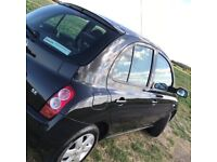 2007, 14 000 low mileage Nissan Micra perfect for new drivers