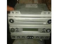 Ford 4500 cd radio