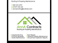 Roofing and property care
