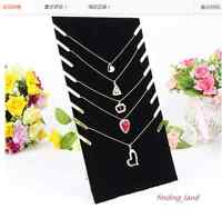 Multi Foldable Jewellery Necklace Display Stands Ndc2 3pcs/£6.99 5pcs/£10.99 - unbranded - ebay.co.uk