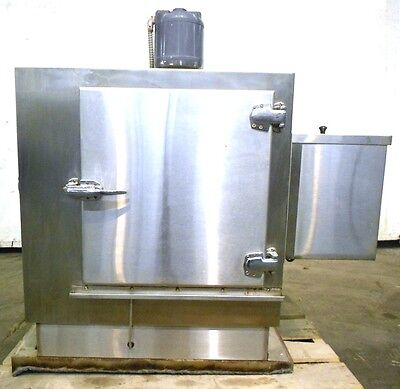 Blue M Electric Co. Industrial Oven Cpr-846ax 115v 1ph Temp Room To 85 Deg C