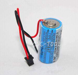 Replacement-PLC-Battery-for-Mitsubishi-Q6BAT-CR17335SE-R-3-0V-1700mah
