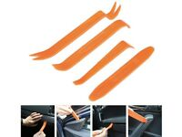 4PCS CAR DOOR PLASTIC TRIM PANEL DASH REMOVER PRY TOOL KIT (FREE DELIVERY)