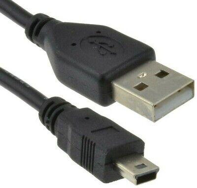 0.5M,USB 2.0 HI SPEED A MALE TO MINI B 5 PIN PLUG...
