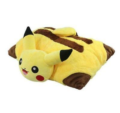 Pokemon Pikachu Soft Plush Pillow Pet 17''