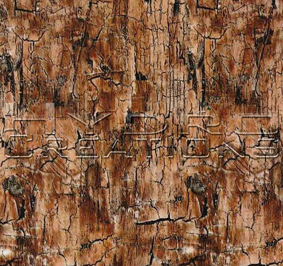 Hydrographic Film Hydro Dipping Water Transfer Distressed Wood Grain 38.5 X 19