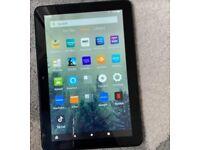 Amazon HD 8 fire tablet