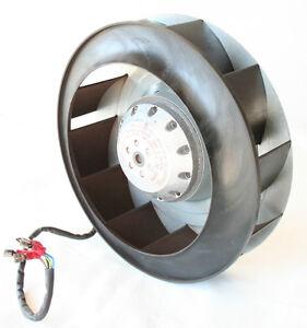 Ebm R2e220 Aa44 23 Ac Motorized Impeller Fan Blower Ventilator
