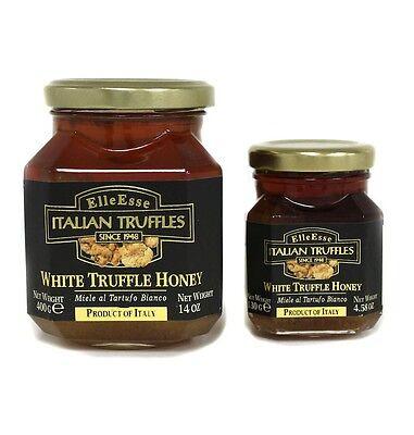 Elle Esse Italian White Truffle Honey (4.85oz, (Italian White Truffle)