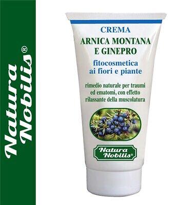 Creme Arnica Montana und Wacholder Trauma Hämatome Effekt Entspannende Kühlgel