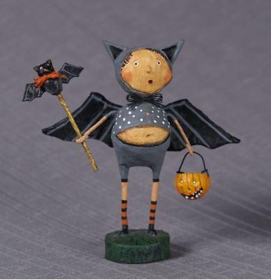 Bat Boy Ben Halloween Lori Mitchell Collectible Figurine