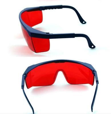 2pc Laser Safety Glasses Goggles 190nm-540nmgreenpurpleblue For Laser Pen