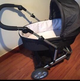 Mamas and Papas Travel System Zoom