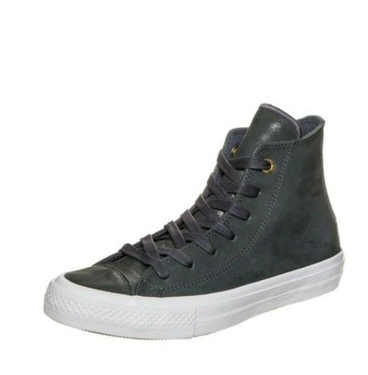 CONVERSE Chuck Taylor All Star II Craft Leather High Sneaker