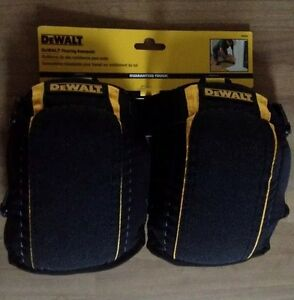 DeWalt Heavy Duty Knee Pads. Tiling,Flooring,Carpet Fitting, Brand New