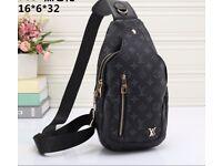 Mens Luxury brand messenger bag