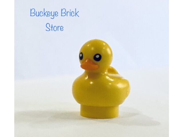 NEW Lego Animal YELLOW DUCK DUCKLING - Minifigure Pet