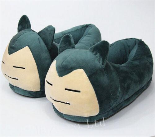 Pokemon Slippers Pikachu Slippers Slippers-Booties bedside Plush ...