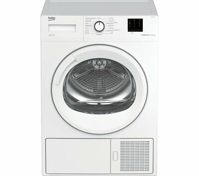 Beko Pro DTBP10011W 10kg Heat Pump Tumble Dryer White Freestanding A+ Rating