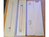 Apple Pencil - As New - Make a great present