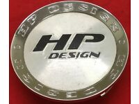 Chrome Custom Wheel Center Cap Caps # C-368-1 Black Rhino Wheels Silver