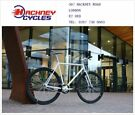 Brand new single speed fixed gear fixie bike/ road bike/ bicycles + 1year warranty & free service 1w