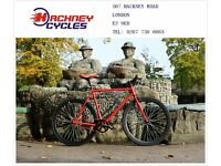 Brand new single speed fixed gear fixie bike/ road bike/ bicycles + 1year warranty & free service 6m