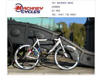 Brand New aluminium 21 speed hybrid road bike ( 1 year warranty + 1 year free service ) c0