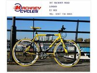 Brand New aluminium 21 speed hybrid road bike ( 1 year warranty + 1 year free service ) rrc