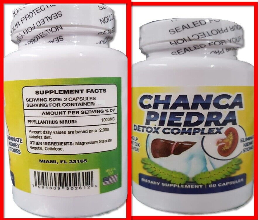 2 bottles LIVER & KIDNEY SUPPORT CLEANSER Urinary comfort Tract Kidney Bladder 2
