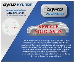 2013 Hyundai Elantra Limited VEHICLE SOLD AS-IS! INQUIRE TODAY!
