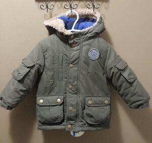 Osh Kosh winter jacket (3t)