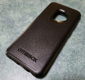 Black Otterbox for Samsung Galaxy S9