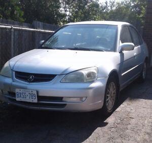 2001 Acura EL 1.7 Sedan