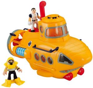 Fisher-Price Imaginext Submarine