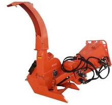 Wood Chipper Hydraulic Feed Tree Mulcher 3 Point Link PTO Driven Ringwood Maroondah Area Preview