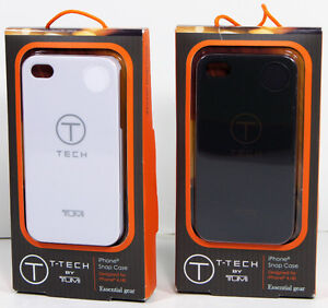 2 sets of iPhone 4 Snap Case by Tumi