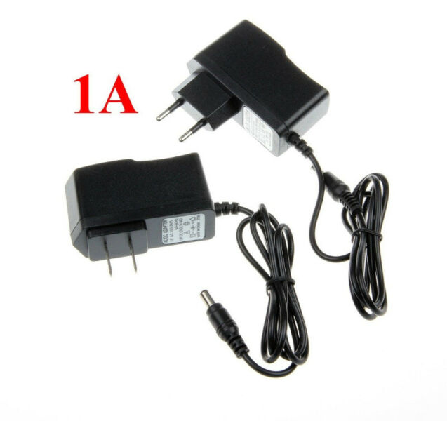 AC 100V-240V Converter Adapter DC 12V for router modem,speaker and many others.