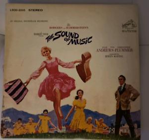 The Sound of Music vinyl