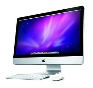 "Like new iMac ""Core i7"" 2.8 27-Inch (Late 2009) 512GB SSD 16 GB"
