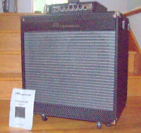 Ampeg Bass Amplifier
