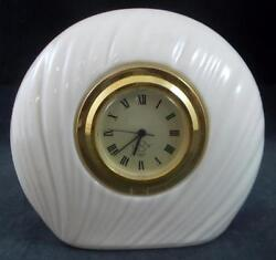 Lenox MIRAGE COLLECTION GIFTWARE Desk Clock no signs of use GREAT CONDITION